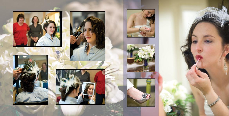 Celeste Aarons Wedding Album