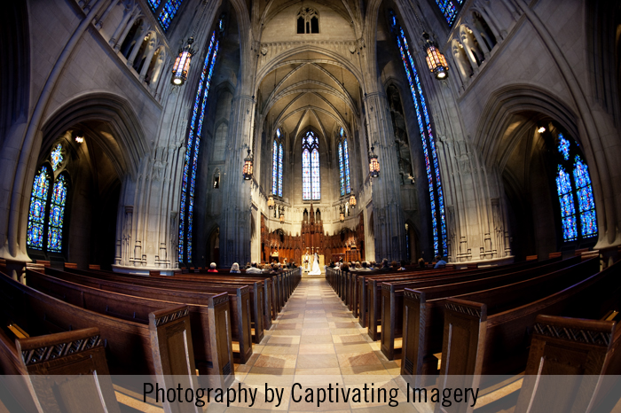 Heinz Chapel wedding in Pittsburgh