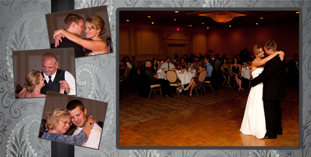 wedding reception photography in Pittsburgh