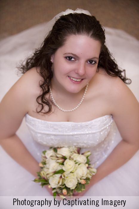 bridal portrait in Pittsburgh