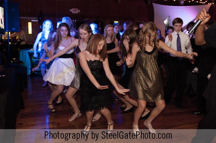 Dance Bar Dancing at a Pittsburgh Bar