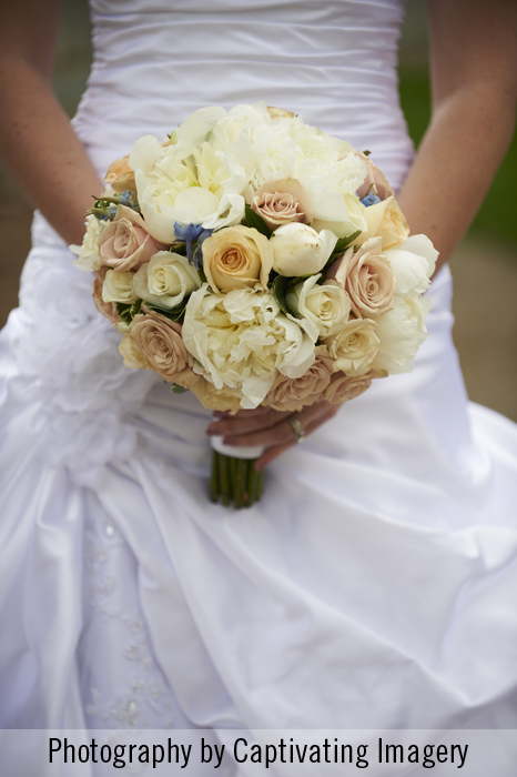 Pittsburgh wedding flowers