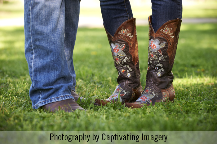 cowboy and cowgirl boots