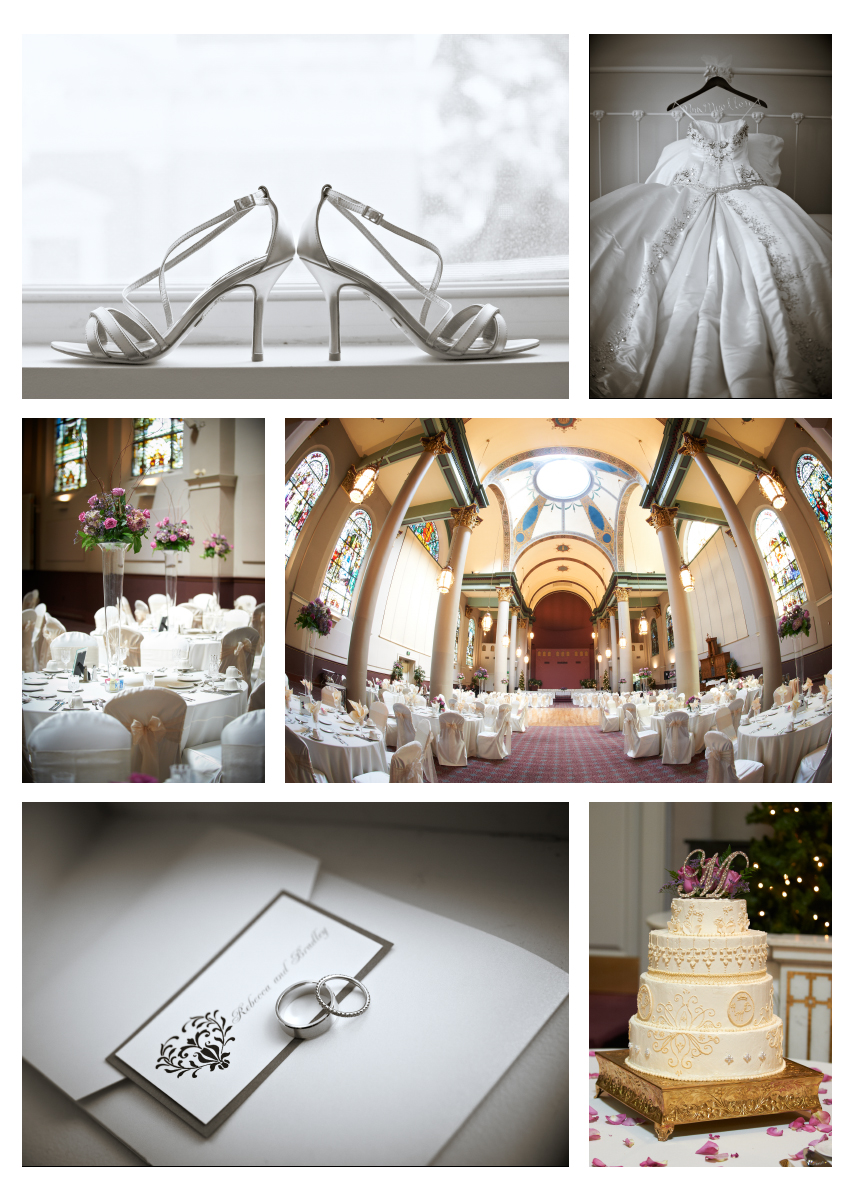 Pittsburgh wedding details