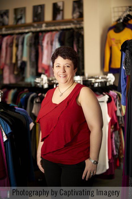 owner of A Mother's Boutique