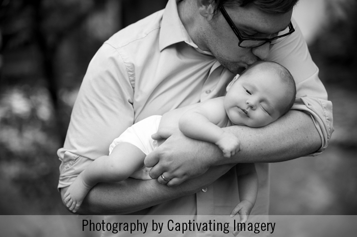 father-and-baby-photos