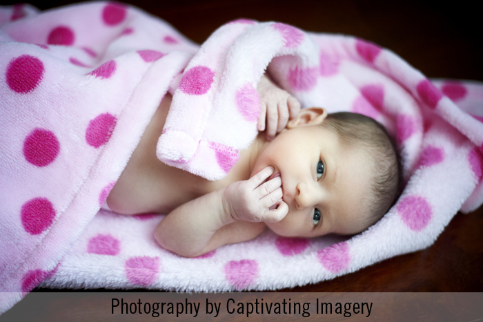 baby session photo