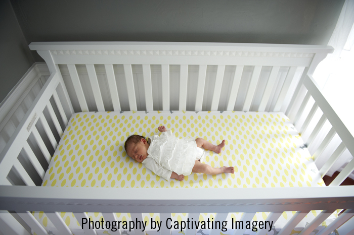in-home newborn photography