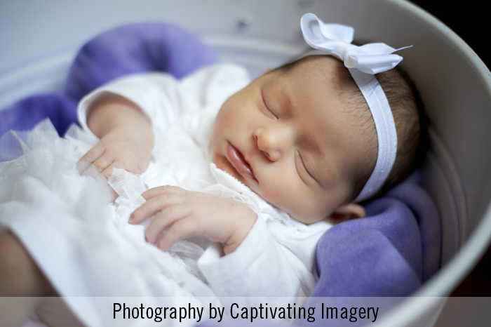 newborn photography portrait