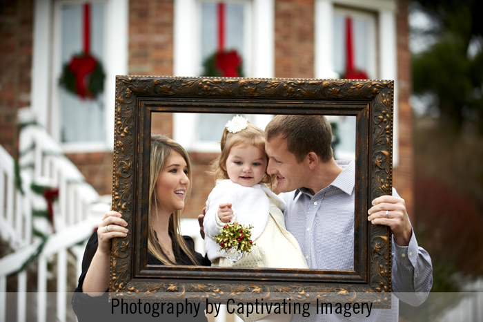 holiday mini session Pittsburgh