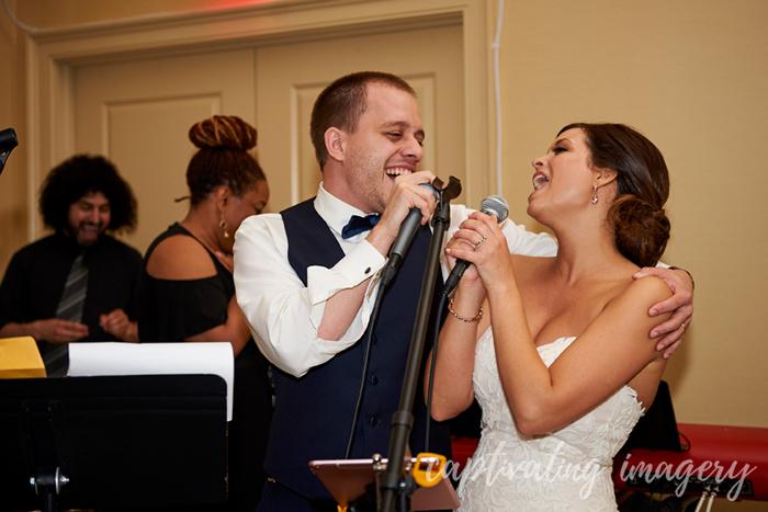 karaoke wedding reception